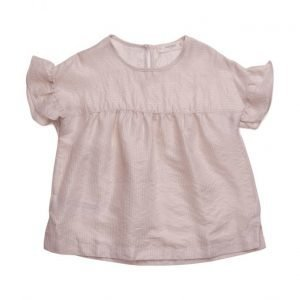 Mango Kids Metallic Thread Blouse