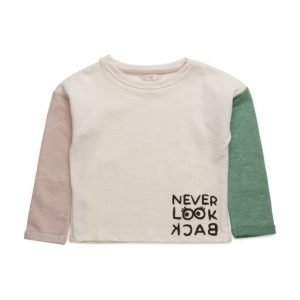 Mango Kids Mixed Cotton Sweatshirt