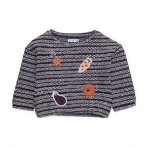 Mango Kids Patch Sweatshirt