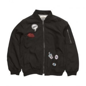 Mango Kids Patched Bomber