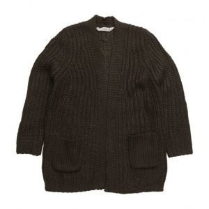 Mango Kids Pocket Long Cardigan