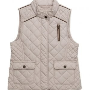 Mango Kids Quilted Gilet