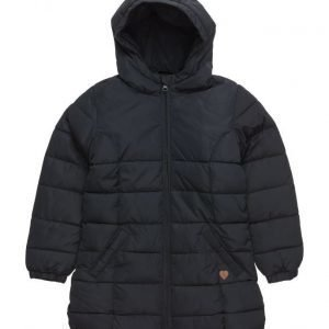 Mango Kids Quilted Long Coat