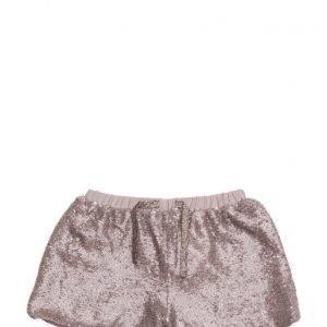 Mango Kids Sequin Shorts
