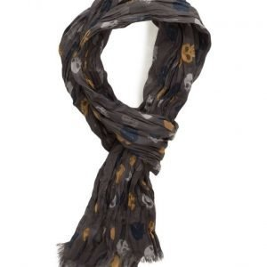 Mango Kids Skull Cotton Scarf