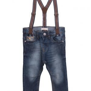 Mango Kids Soft Fabric Baggy Jeans