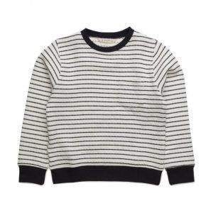 Mango Kids Stitched Print Sweatshirt