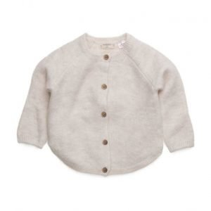 Mango Kids Textured Cardigan