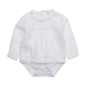 Mango Kids Trim Cotton Shirt