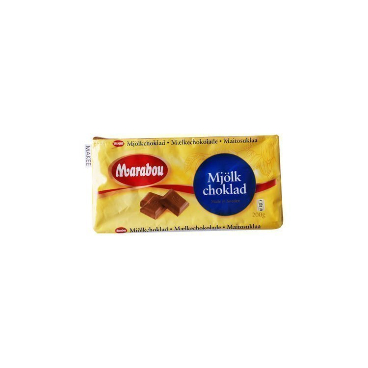 Marabou Mjölk choklad IsoMakee