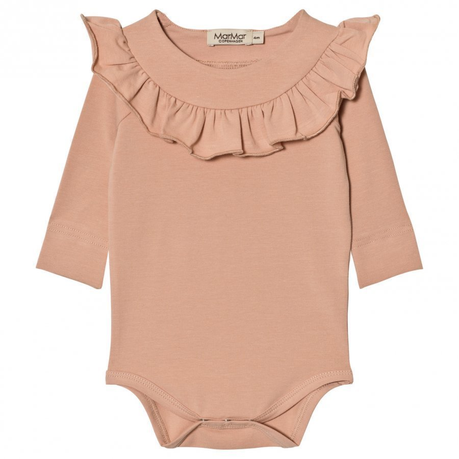 Marmar Copenhagen Bibbi Baby Body Dusty Rose Body