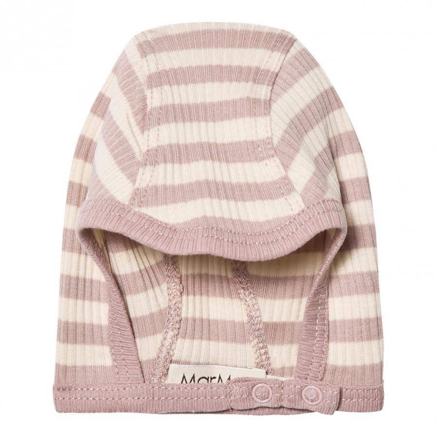 Marmar Copenhagen Hoody Faded Rose/Off White Pipo