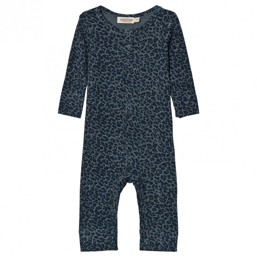 Marmar Copenhagen Leo One-Piece Stormy Blue Leo Body