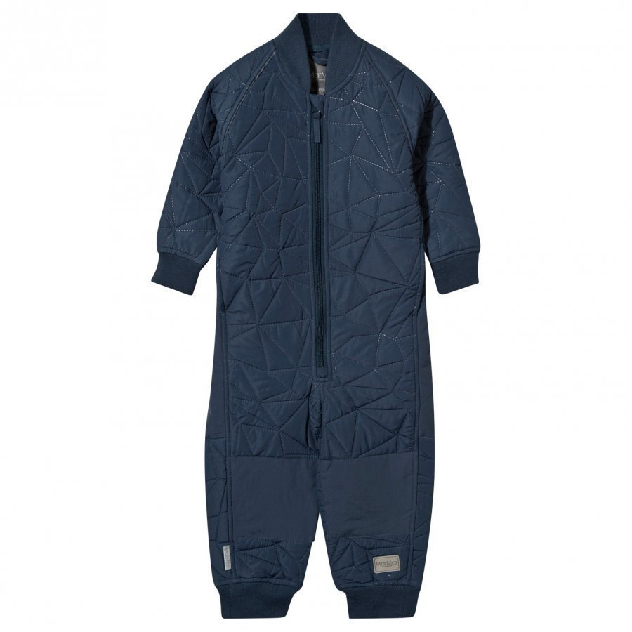 Marmar Copenhagen Oz Coverall Thermo Midnight Navy Talvihaalari