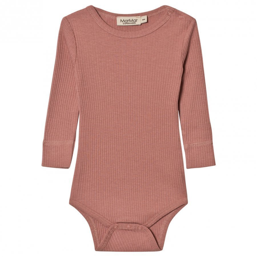 Marmar Copenhagen Plain Baby Body Antique Rose Body
