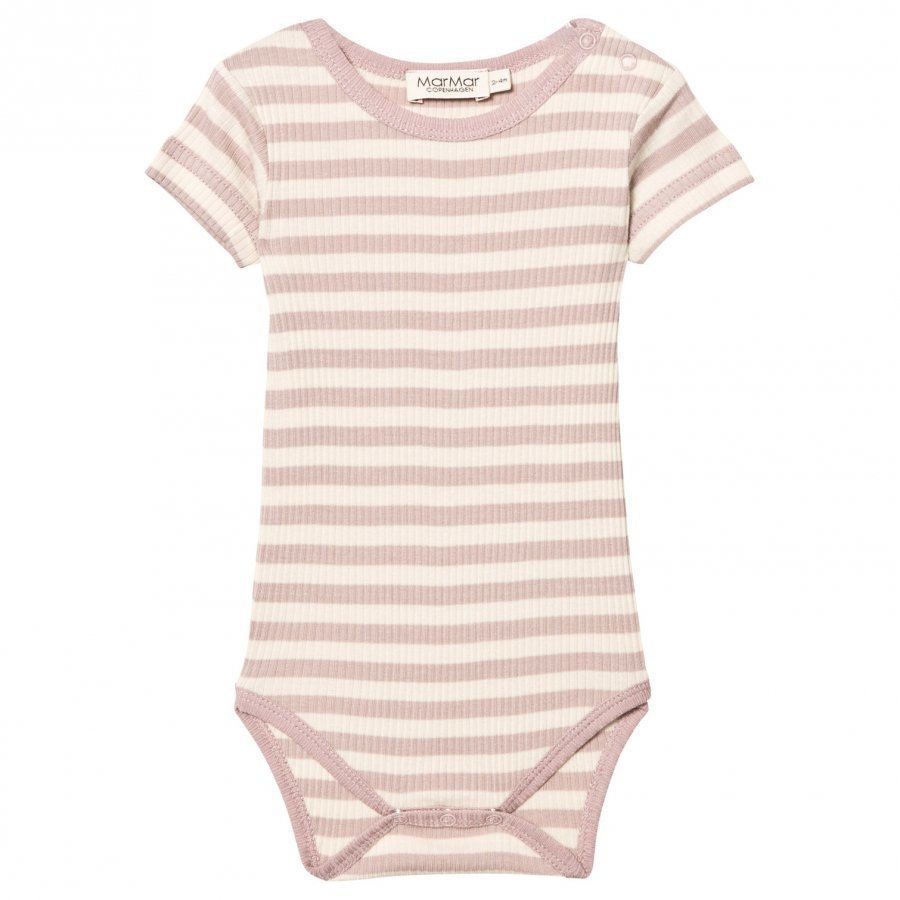 Marmar Copenhagen Plain Body Faded Rose/Off White Body