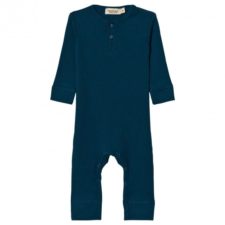 Marmar Copenhagen Rompy One-Piece Blue Abyss Body