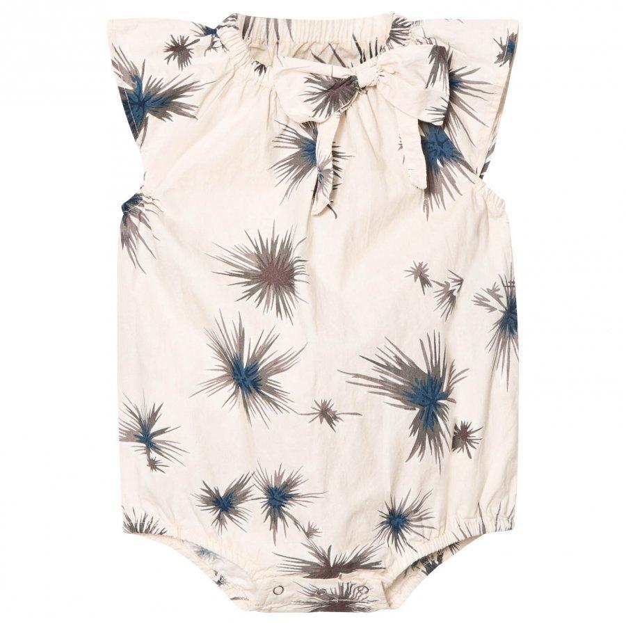Marmar Copenhagen Rosalie Romper Desertflower Print Body
