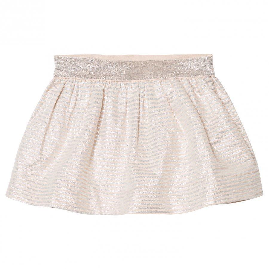 Marmar Copenhagen Sabrine Skirt Rose Lyhyt Hame