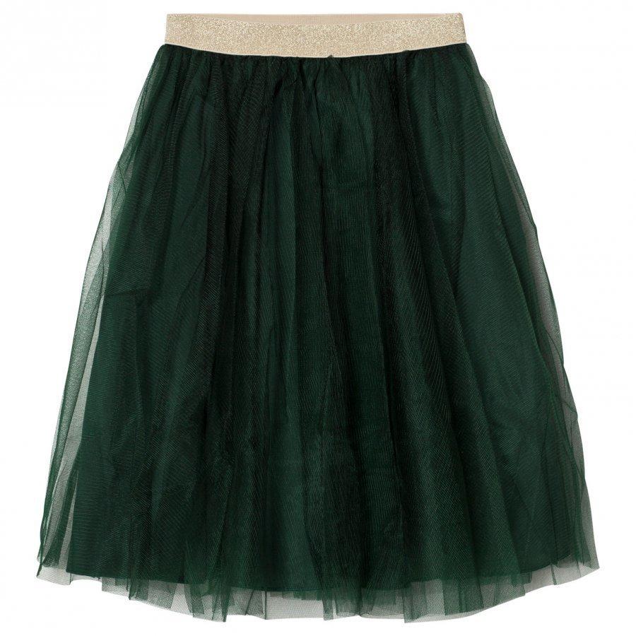 Marmar Copenhagen Solo Skirt Dark Leaf Maxihame