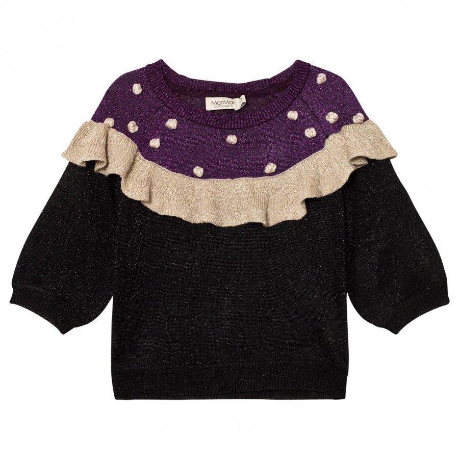 Marmar Copenhagen Tavia Sweater Black Paita