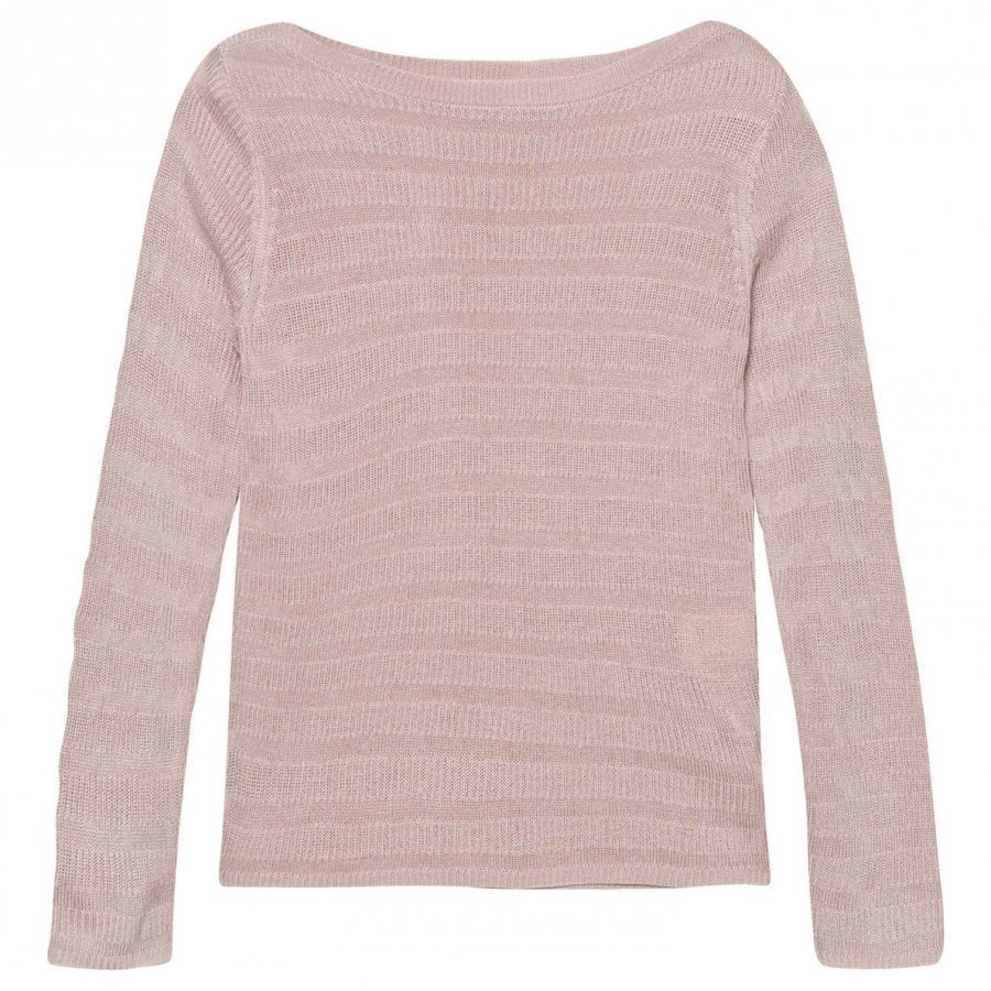 Marmar Copenhagen Tuna Sweater Faded Rose Paita