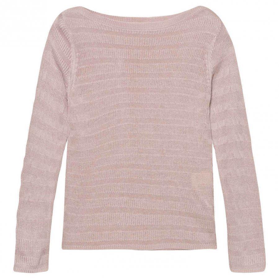 Marmar Copenhagen Tuna Sweater Faded Rose Paita
