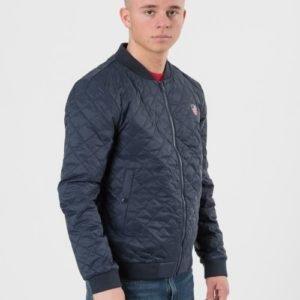 Marqy Harvey Quilt Jacket Takki Sininen