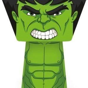 Marvel Super Heroes Astiasetti 3 osaa Hulk