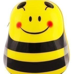 Matkalaukku Mehiläinen Keltainen