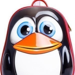 Matkalaukku Pingviini Musta