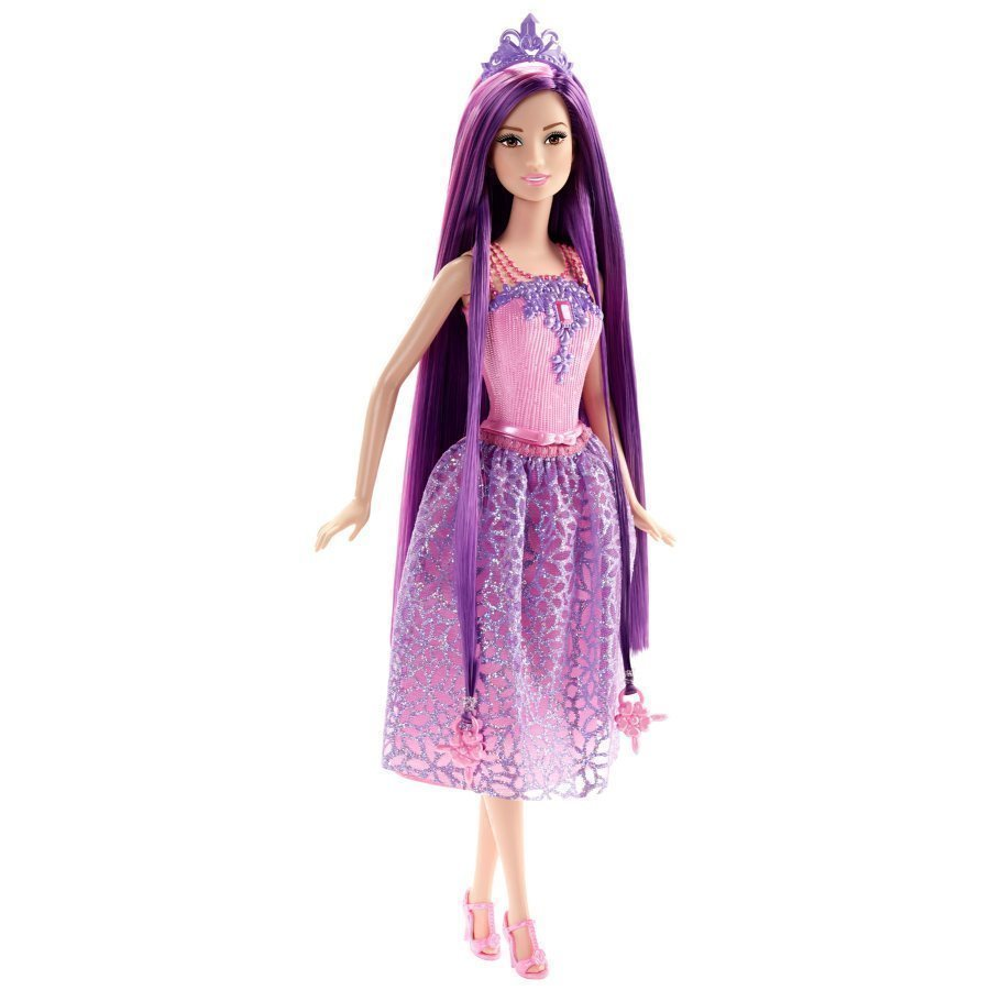 Mattel Barbie Endless Hair Princess Violetti