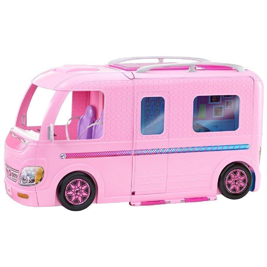 Mattel Barbie Fab Life Asuntoauto New Camper