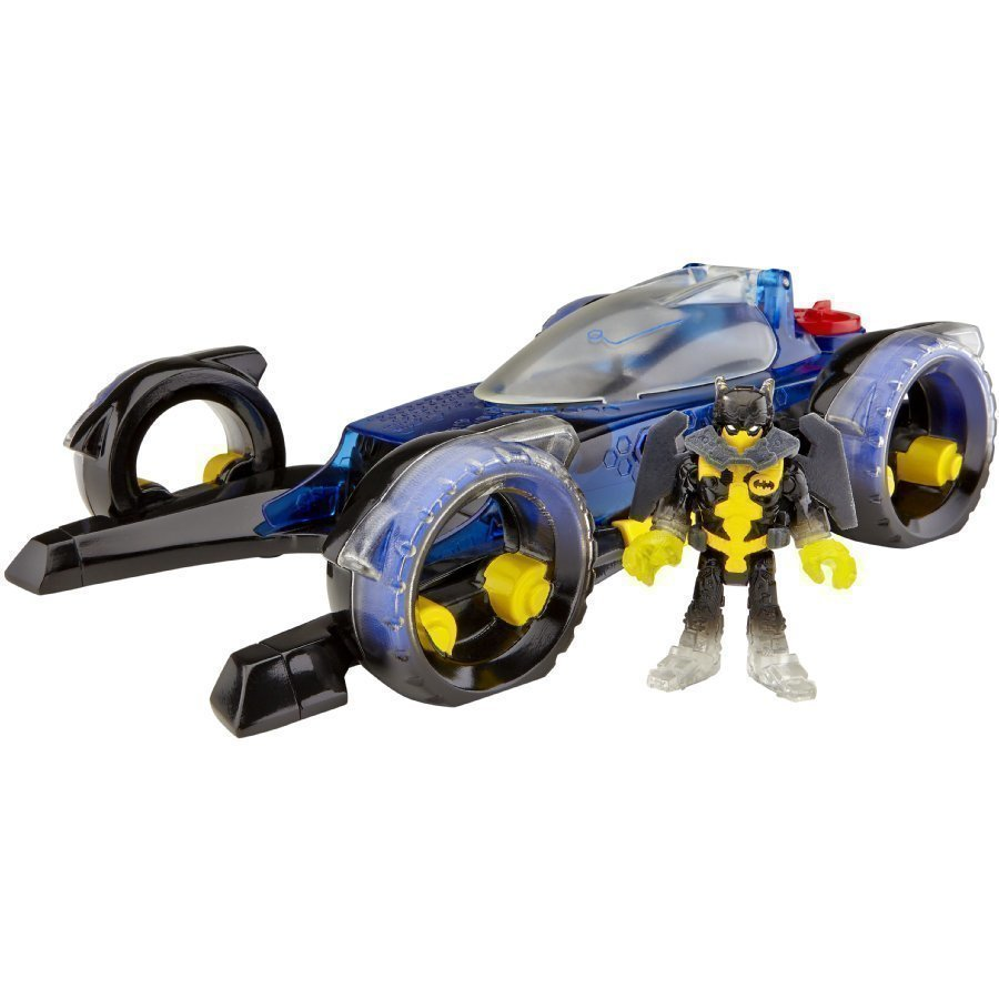 Mattel Batman Vs. Superman Muuttuva Batmobil