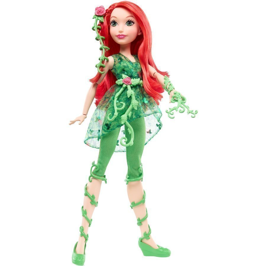 Mattel Dc Super Hero Girls Poison Ivy
