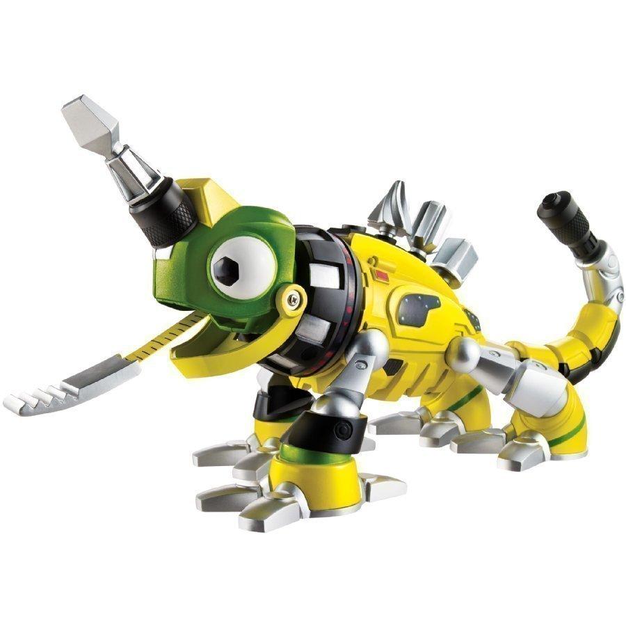 Mattel Dinotrux Hero Revvit