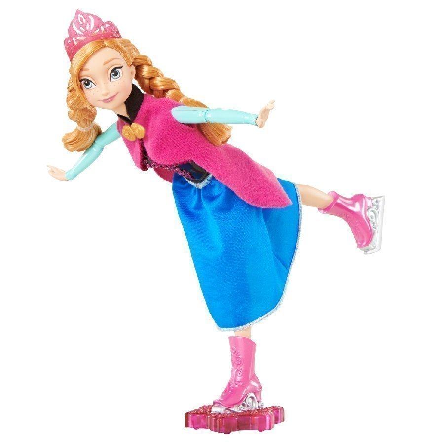 Mattel Disney Frozen Anna Luistelija