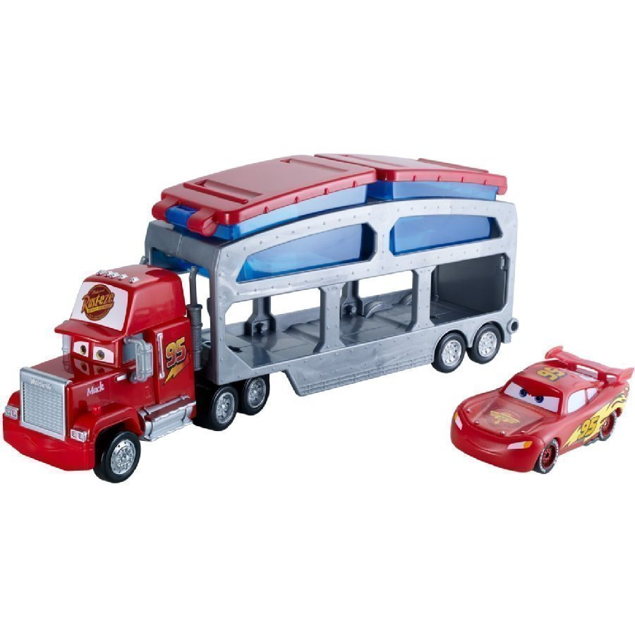 Mattel Disney Pixar Autot Väriävaihtava Make
