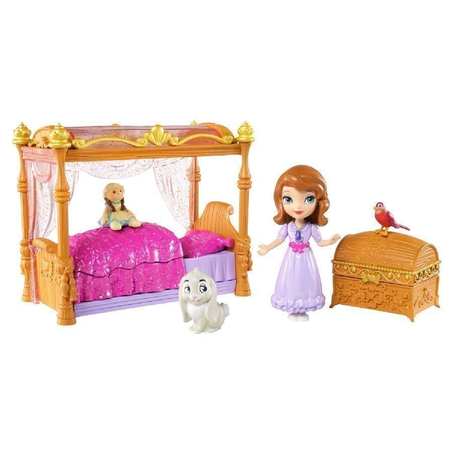 Mattel Disney Sofia Ensimmäinen Sofia Ja Kuninkaallinen Sänky