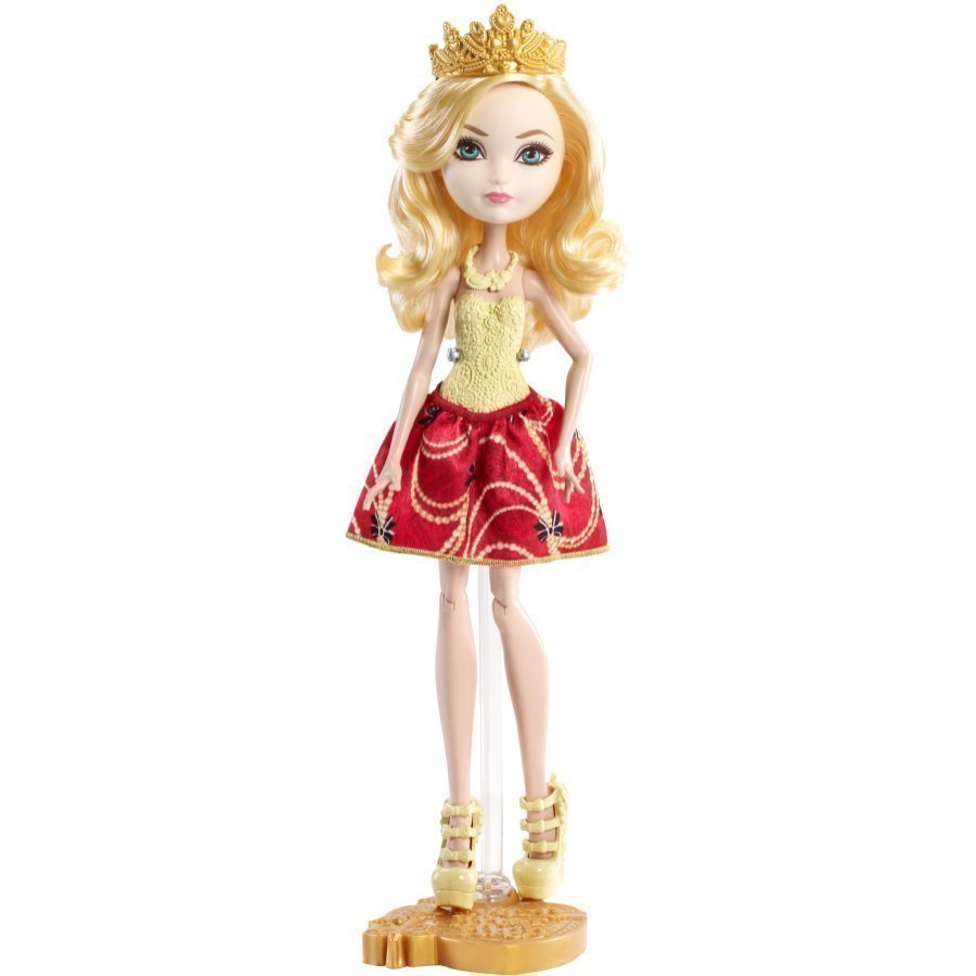 Mattel Ever After High Royal Apple White
