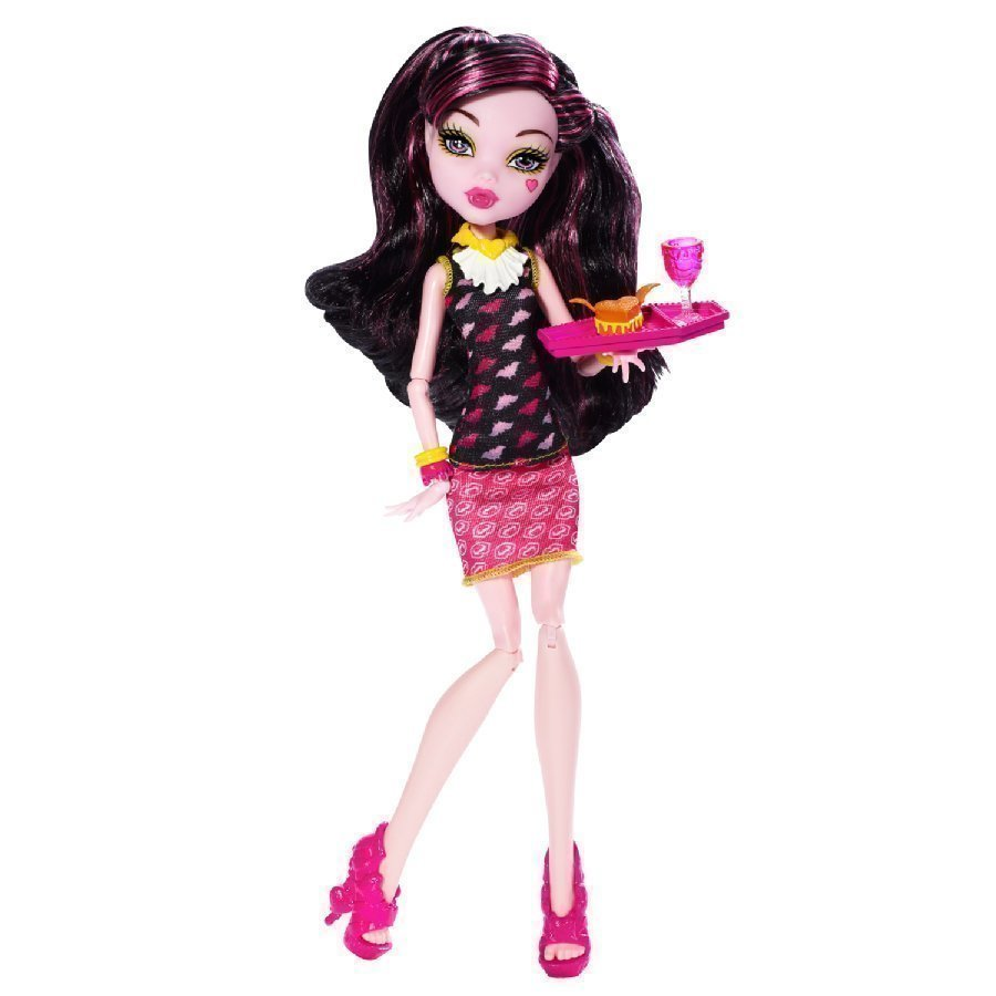 Mattel Monster High Creepateria Draculaura
