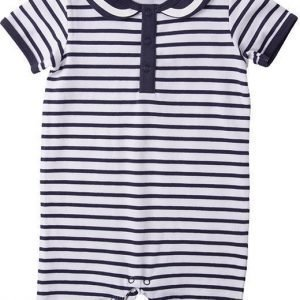 Max Collection Body Vauvan Navy/white