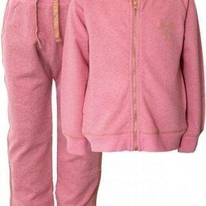 Max Collection Collegesetti Vaaleanpunainen