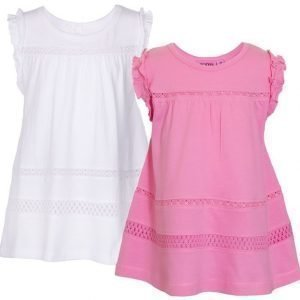 Max Collection Pusero 2 kpl White/Pink