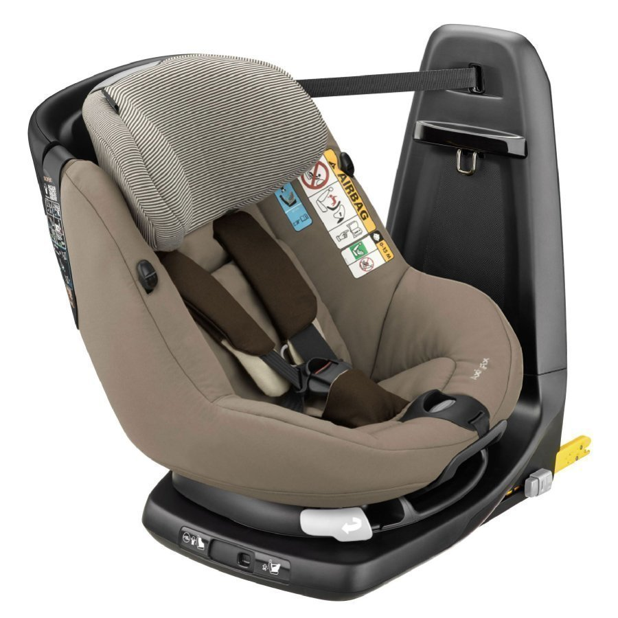 Maxi Cosi Axissfix Earth Brown Turvaistuin