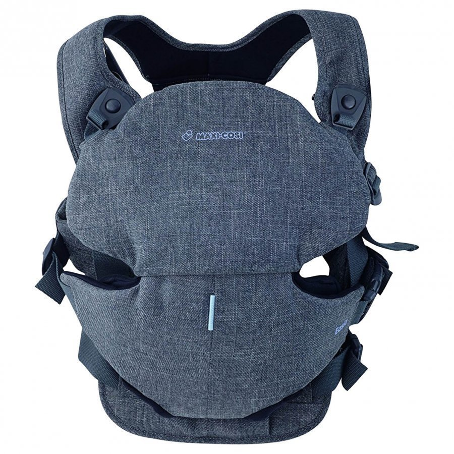 Maxi-Cosi Easia Baby Carrier Black Denim Kantoreppu