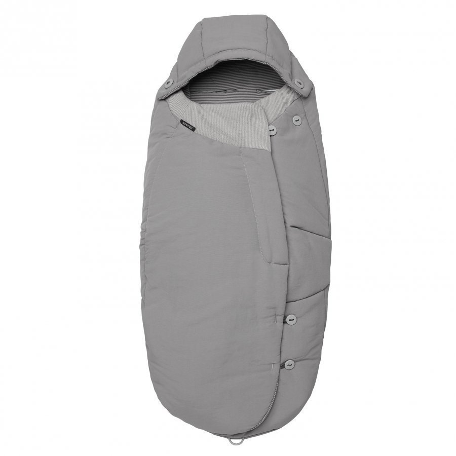 Maxi-Cosi General Footmuff Concrete Grey Lämpöpussi