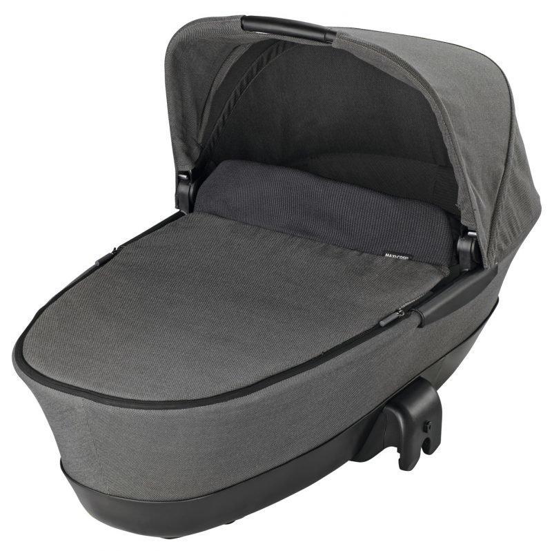 Maxi-Cosi Makuuosa Maxi-Cosi -lastenvaunuihin 2016 Concrete Grey