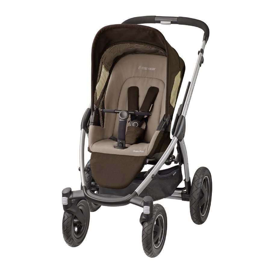 Maxi Cosi Mura Plus 4 Earth Brown Rattaat