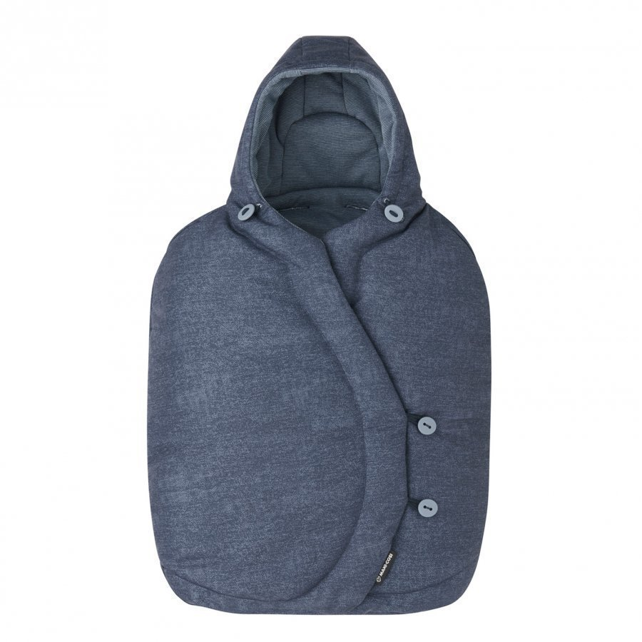 Maxi-Cosi Pebble Footmuff Nomad Blue Jalkapeite
